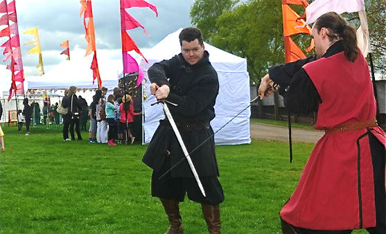 Leicester Medieval Day 036